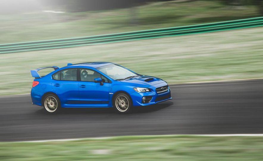 2015 Subaru WRX STI - Slide 4