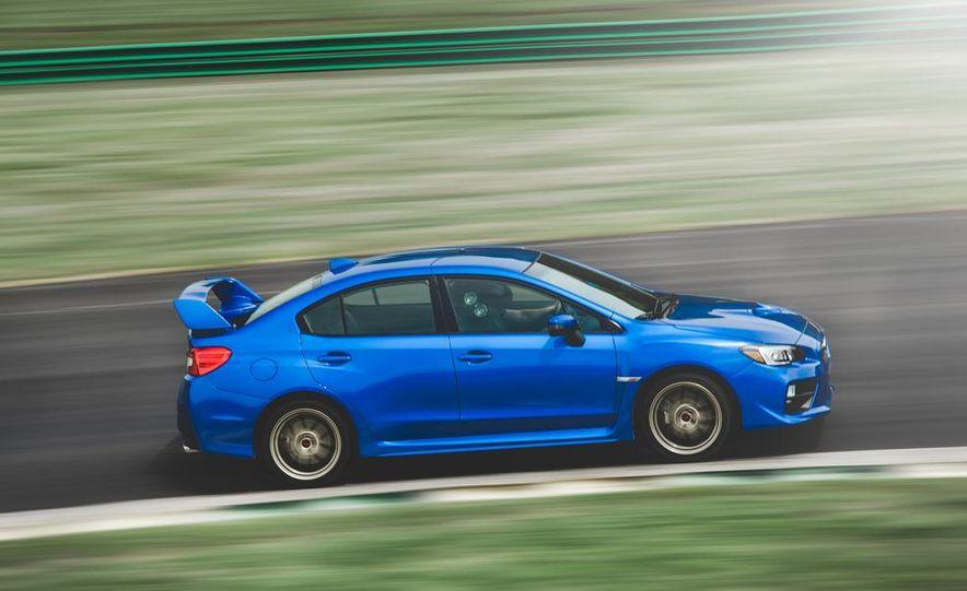 2015 Subaru WRX STI - Slide 5