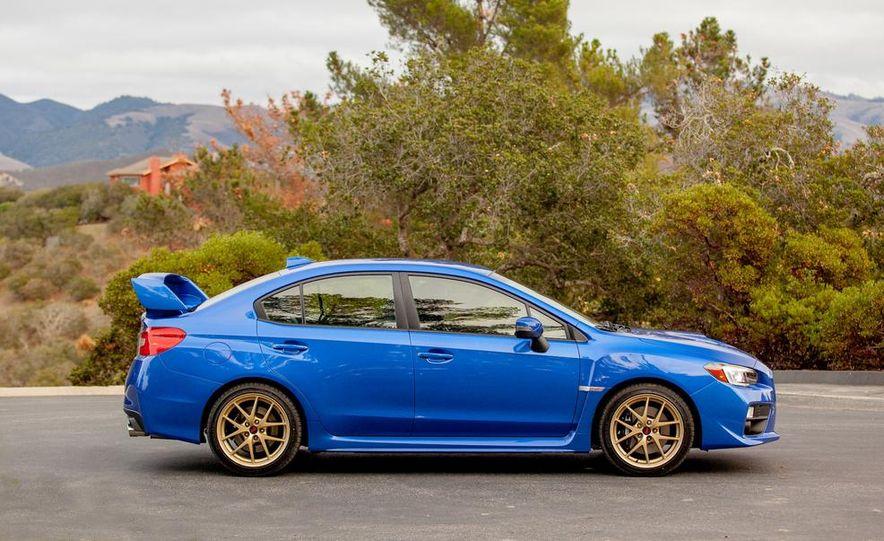 2015 Subaru WRX STI - Slide 7