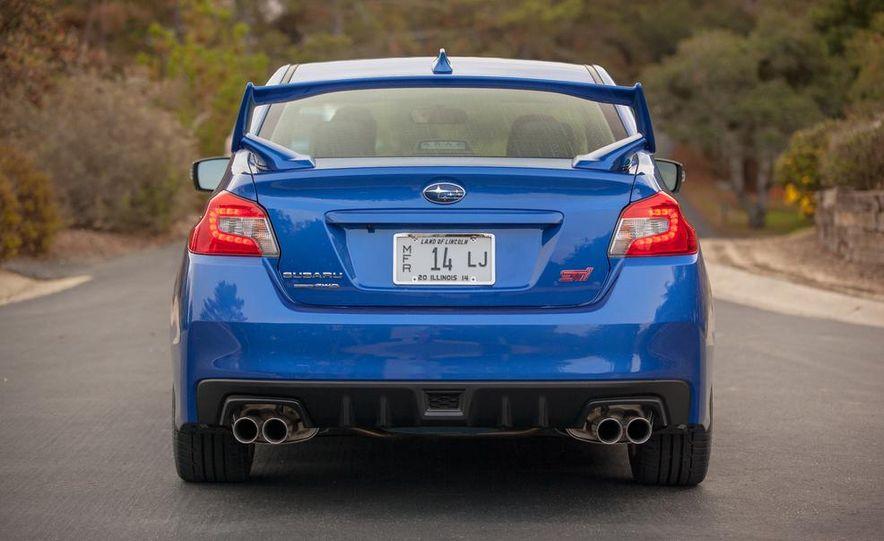 2015 Subaru WRX STI - Slide 9