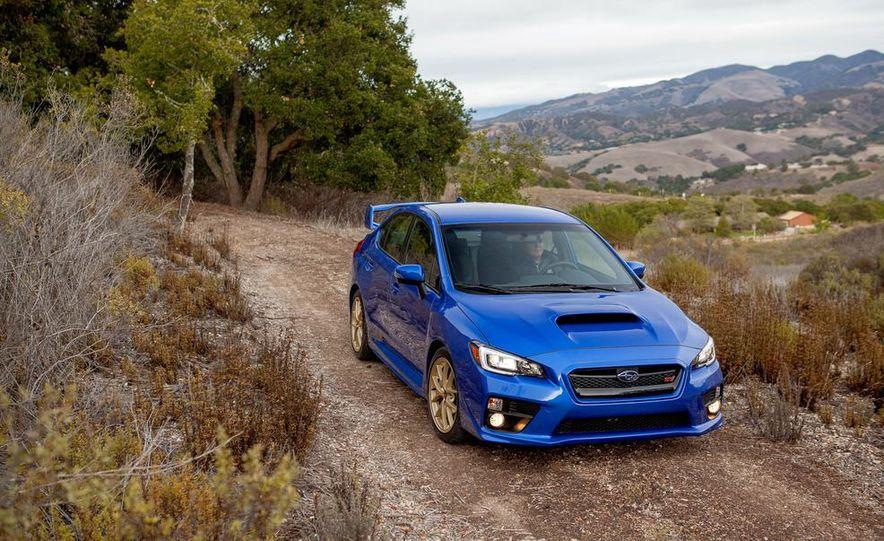 2015 Subaru WRX STI - Slide 10