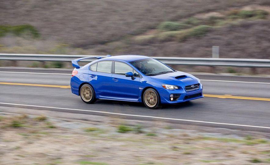 2015 Subaru WRX STI - Slide 12