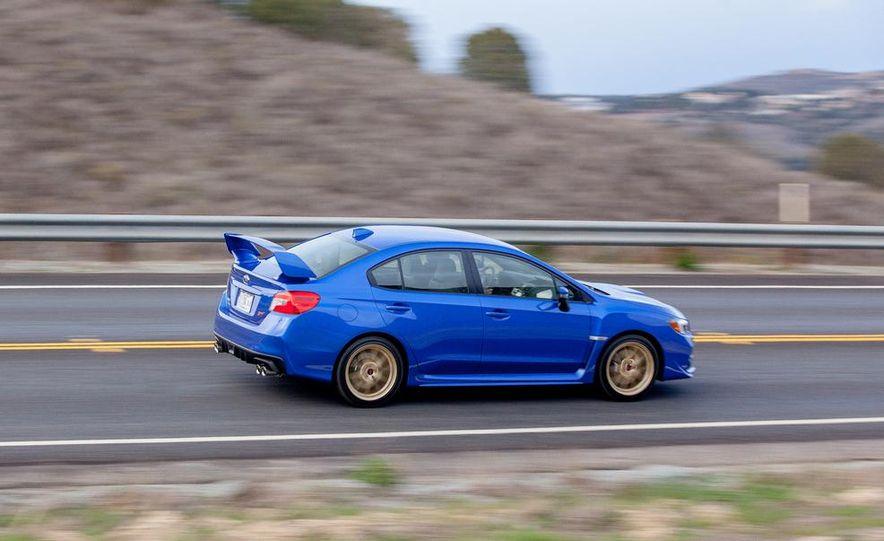 2015 Subaru WRX STI - Slide 13