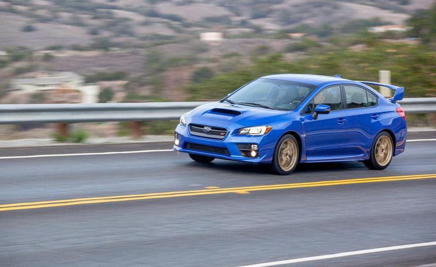 2015 Subaru WRX STI - Slide 14