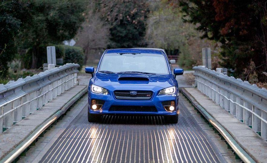 2015 Subaru WRX STI - Slide 15