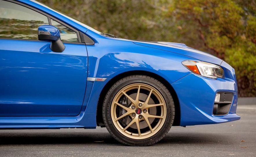 2015 Subaru WRX STI - Slide 16