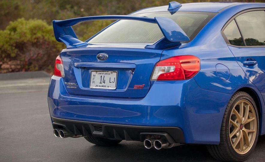 2015 Subaru WRX STI - Slide 19