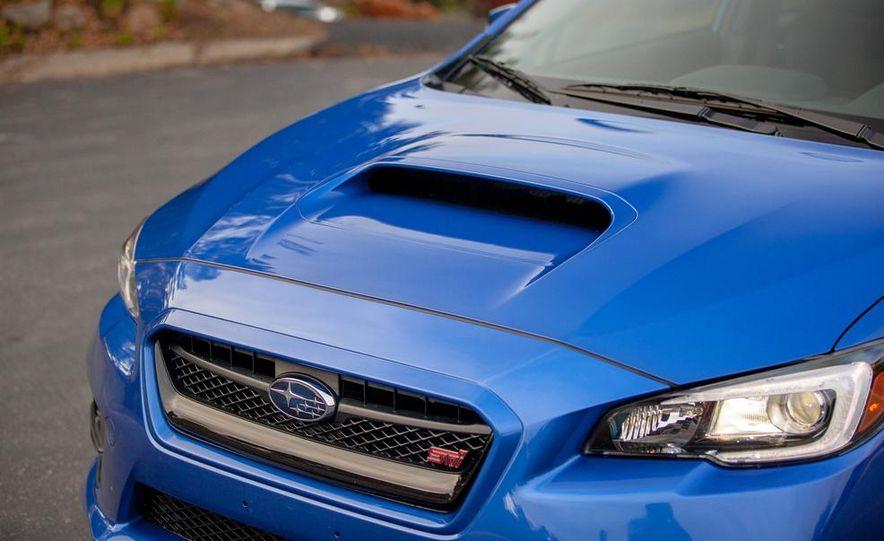 2015 Subaru WRX STI - Slide 20