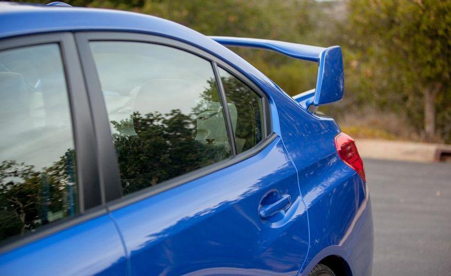 2015 Subaru WRX STI - Slide 21