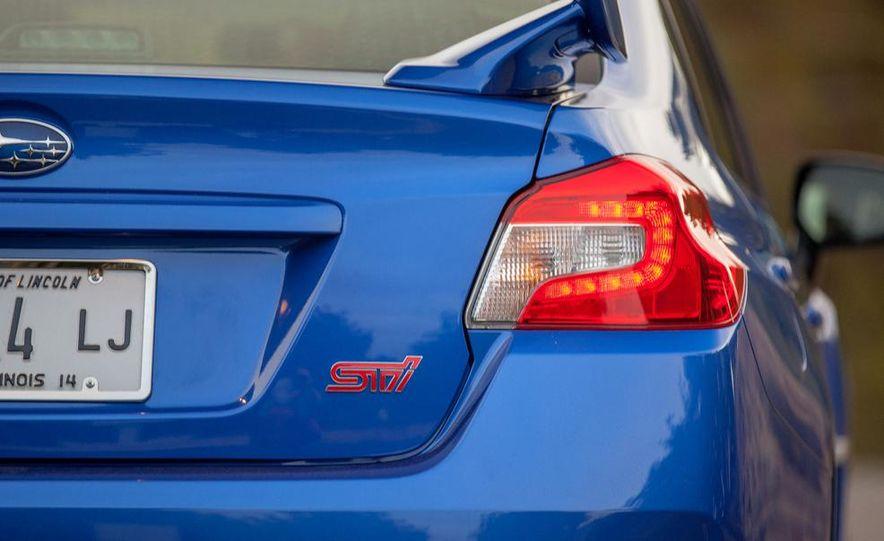 2015 Subaru WRX STI - Slide 22