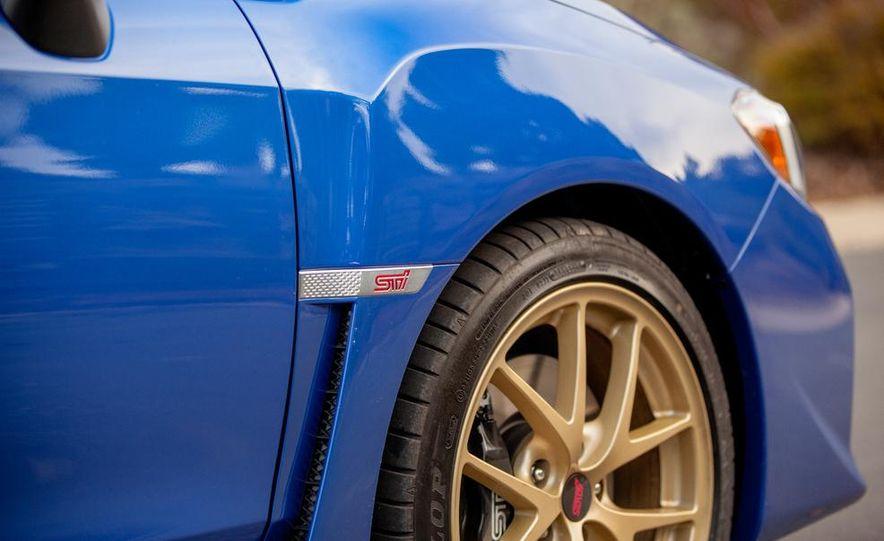 2015 Subaru WRX STI - Slide 26