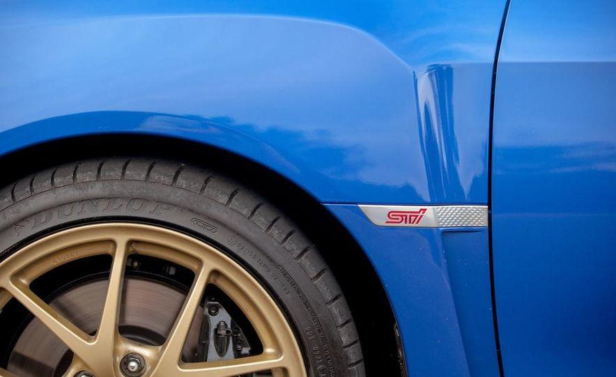 2015 Subaru WRX STI - Slide 27