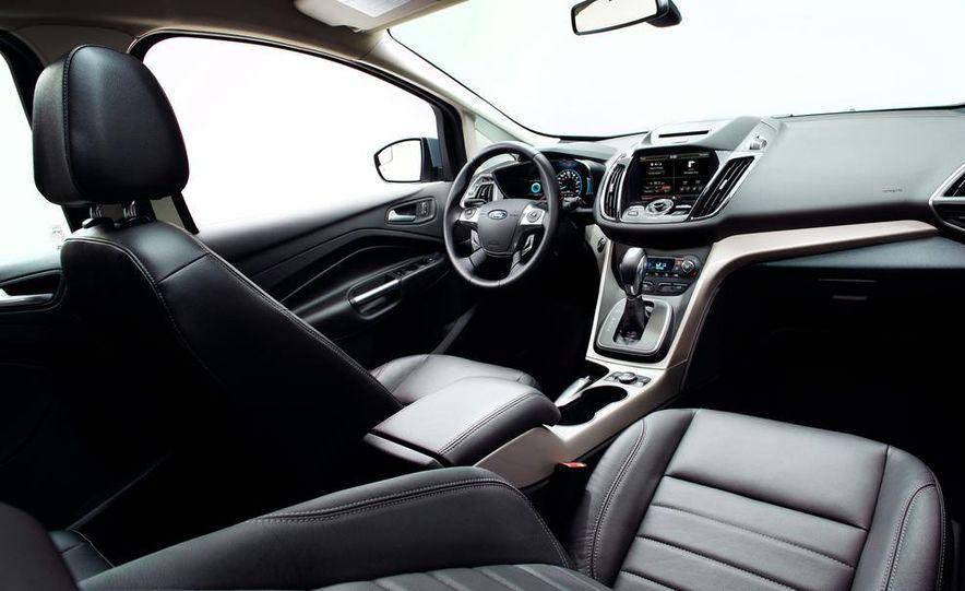 2016 Ford Grand C-Max - Slide 30