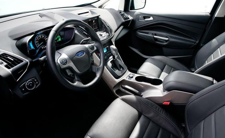 2016 Ford Grand C-Max - Slide 31