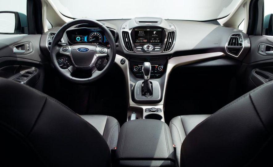 2016 Ford Grand C-Max - Slide 32