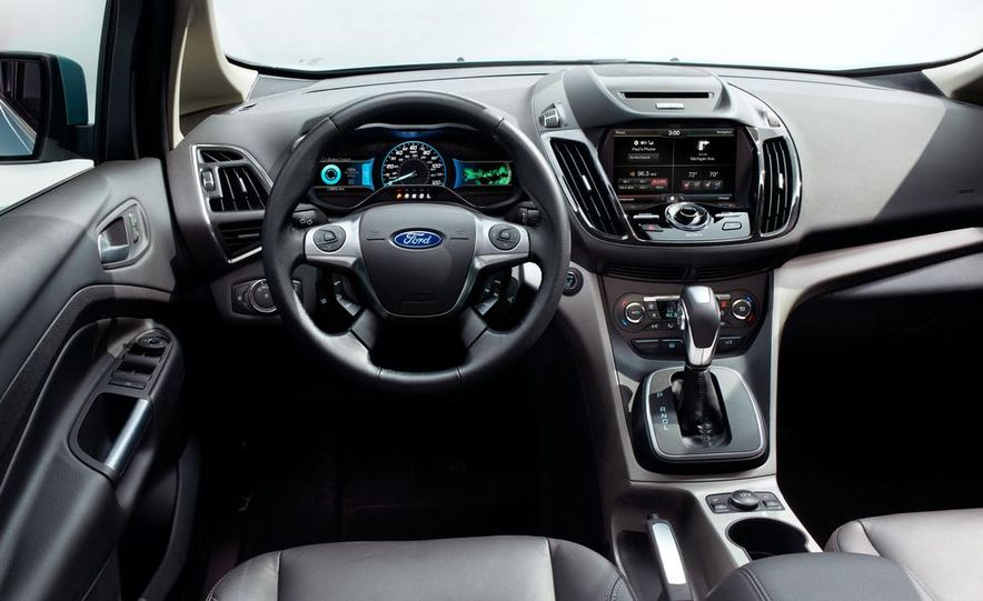 2016 Ford Grand C-Max - Slide 33