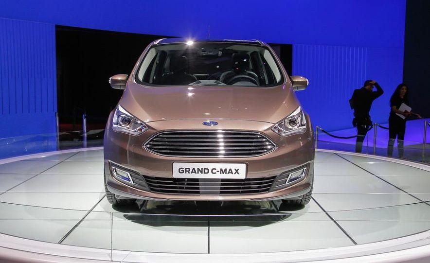 2016 Ford Grand C-Max - Slide 7