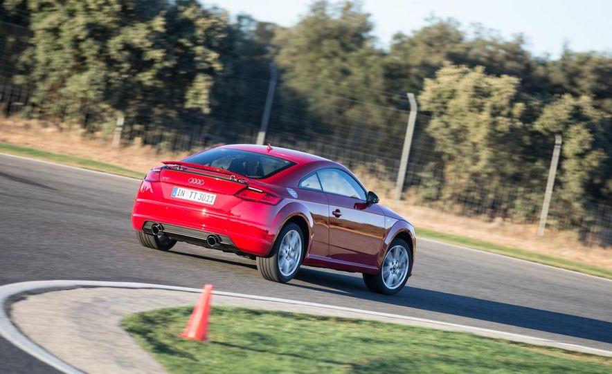 Audi TT Sportback concept - Slide 55