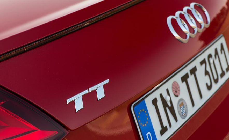 Audi TT Sportback concept - Slide 57