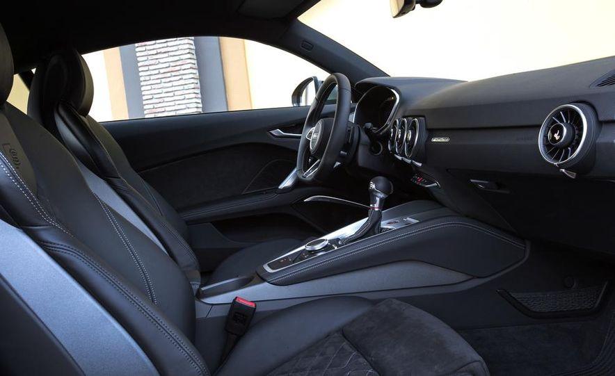 Audi TT Sportback concept - Slide 42