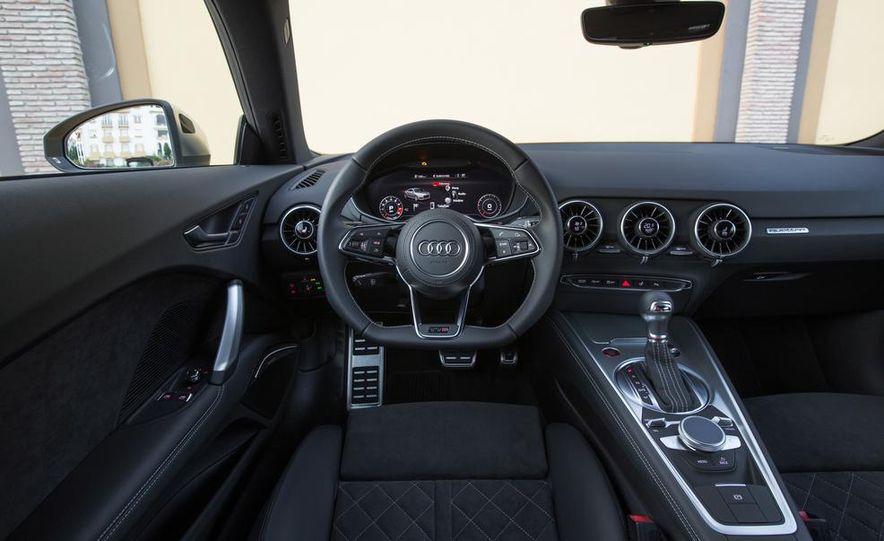 Audi TT Sportback concept - Slide 43