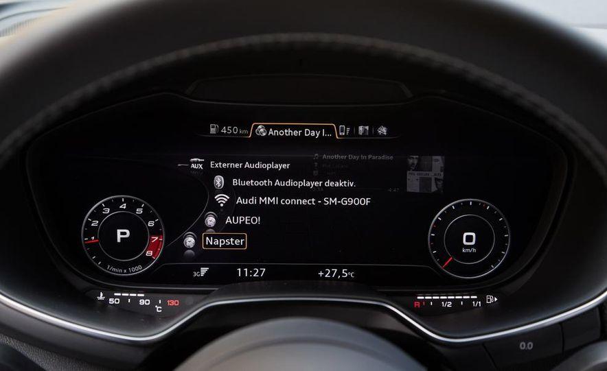 Audi TT Sportback concept - Slide 46