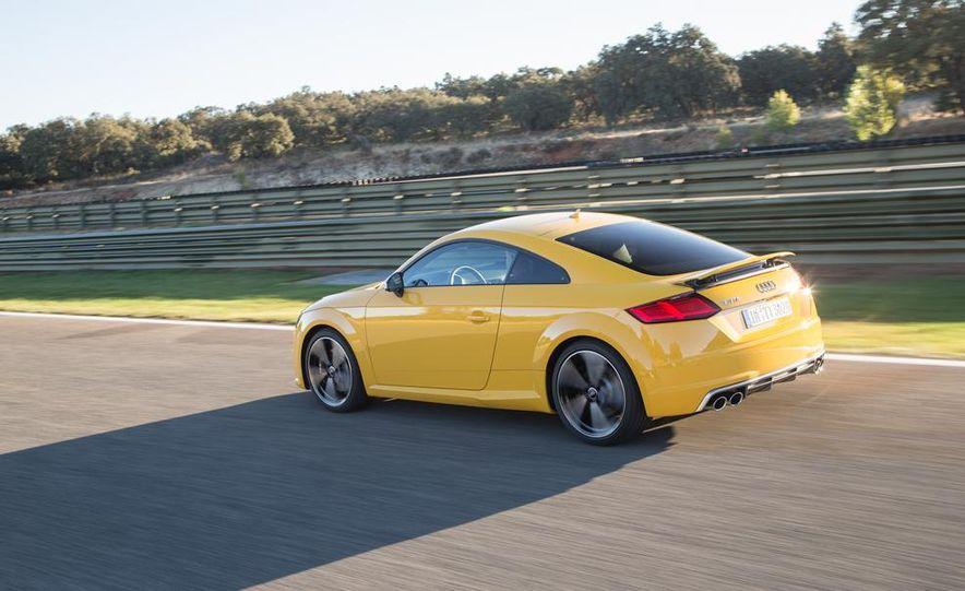 Audi TT Sportback concept - Slide 36