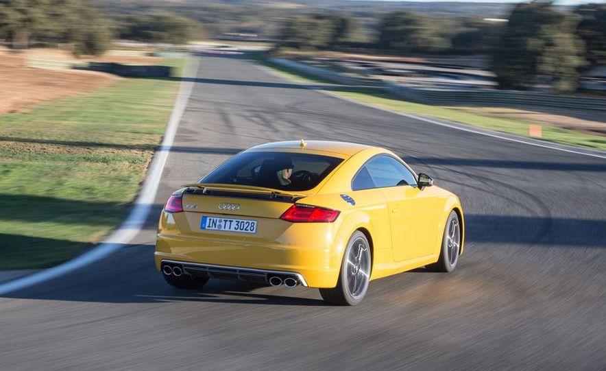 Audi TT Sportback concept - Slide 39