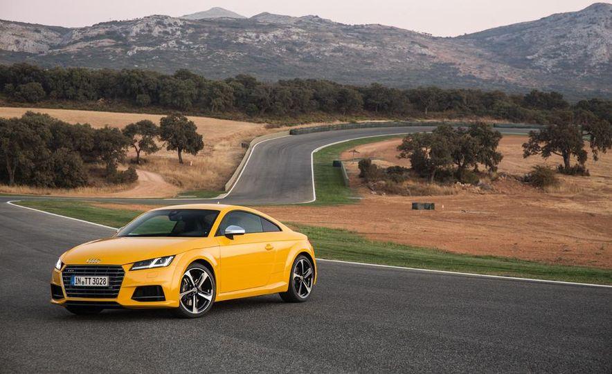 Audi TT Sportback concept - Slide 41