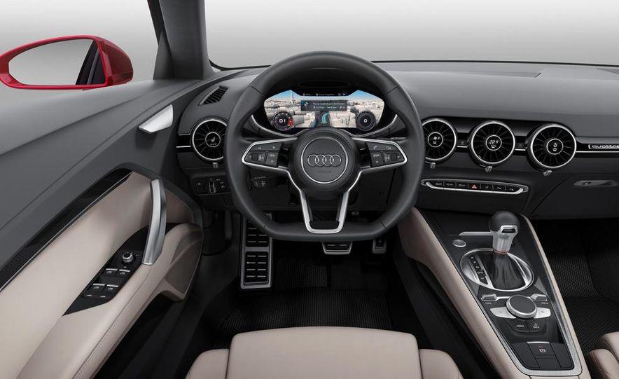 Audi TT Sportback concept - Slide 29