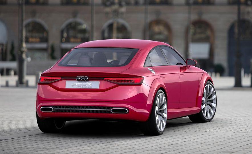 Audi TT Sportback concept - Slide 28