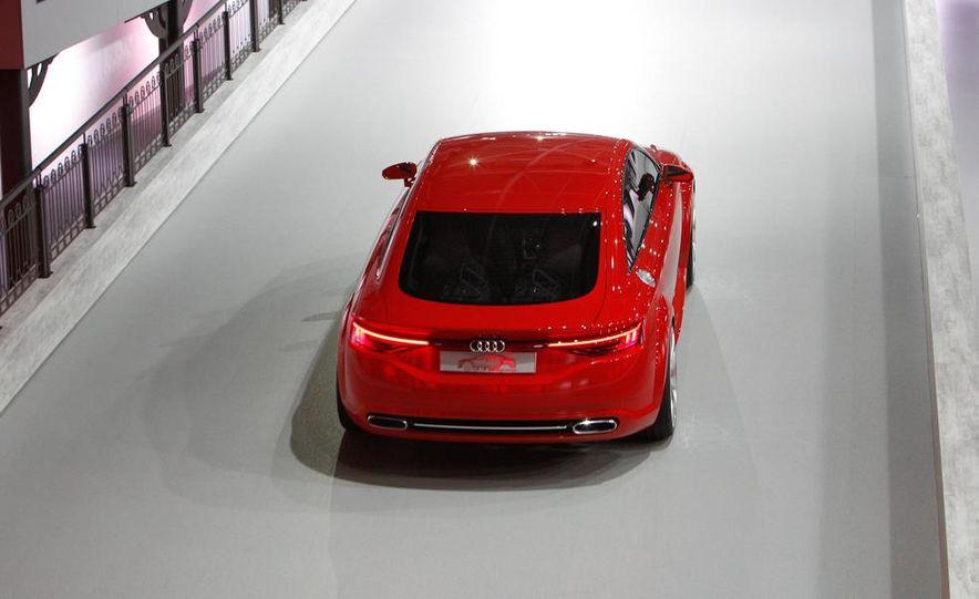 Audi TT Sportback concept - Slide 1