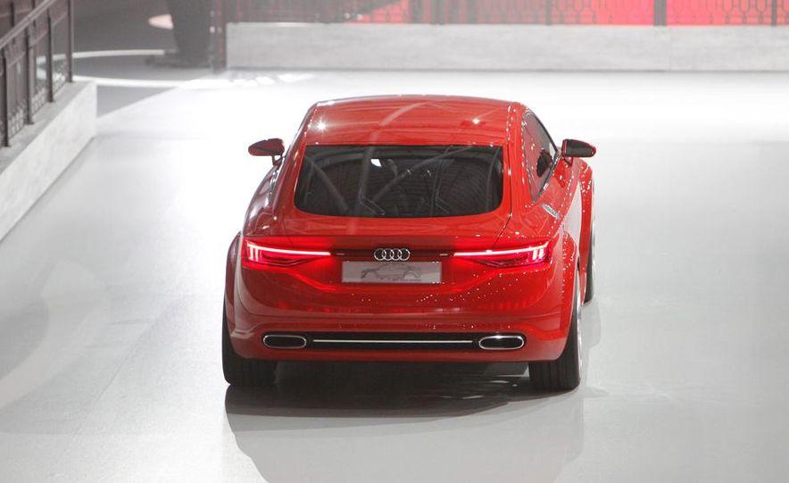 Audi TT Sportback concept - Slide 2