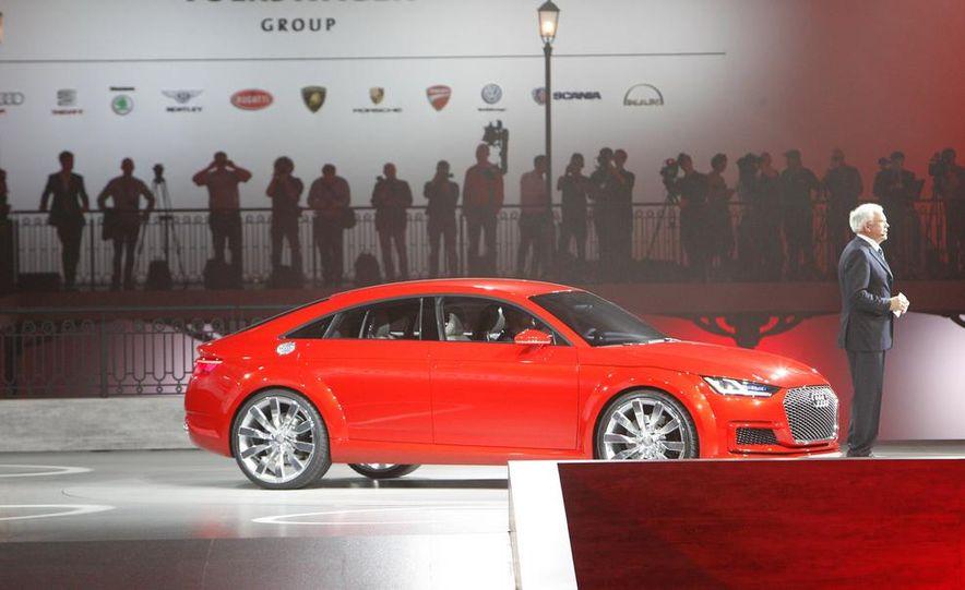 Audi TT Sportback concept - Slide 5