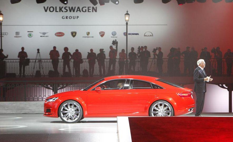 Audi TT Sportback concept - Slide 8