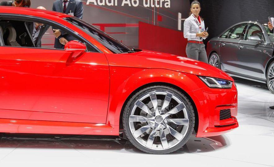 Audi TT Sportback concept - Slide 20
