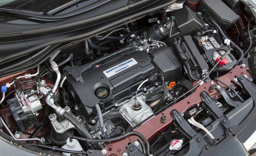 2015 Honda CR-V AWD - Slide 35