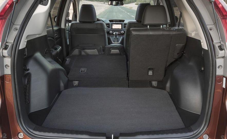 2015 Honda CR-V AWD - Slide 33