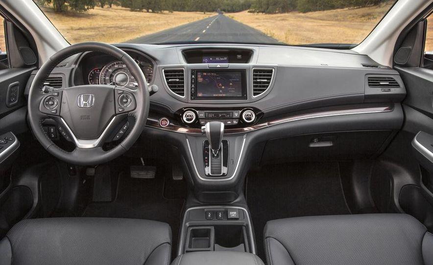 2015 Honda CR-V AWD - Slide 29