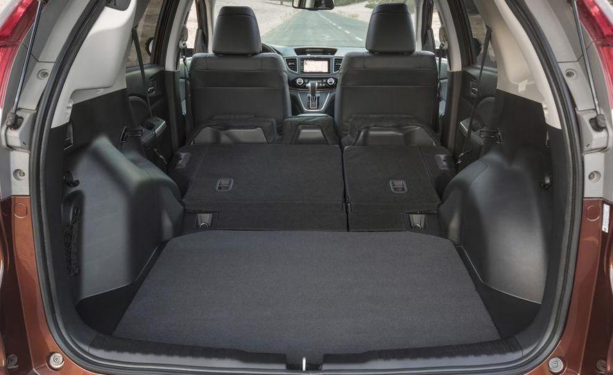 2015 Honda CR-V AWD - Slide 34