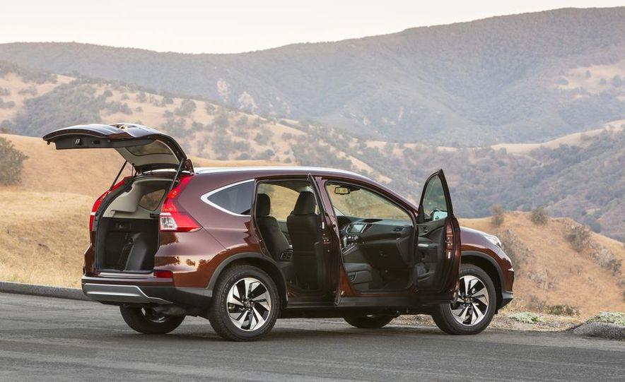 2015 Honda CR-V AWD - Slide 22