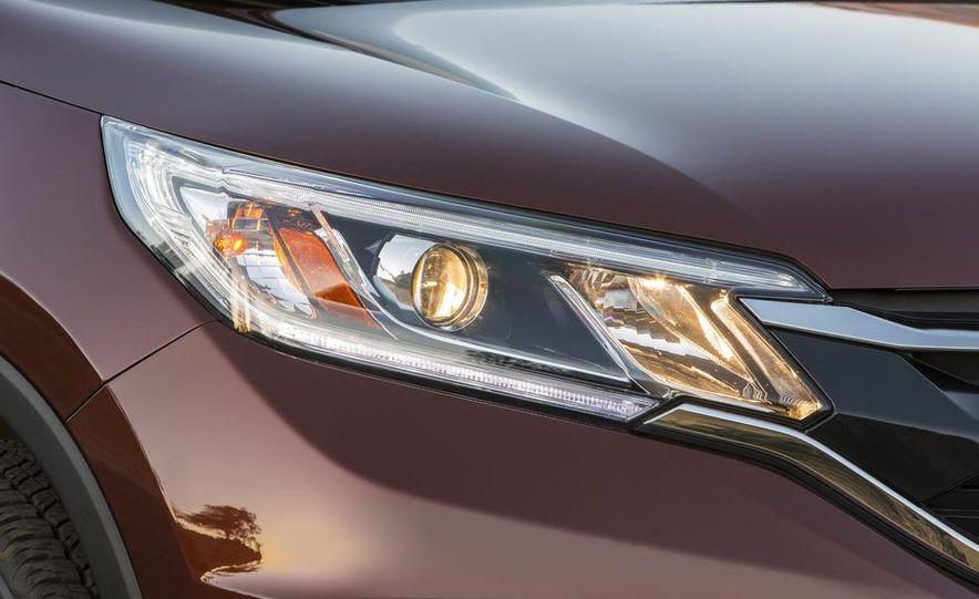 2015 Honda CR-V AWD - Slide 26