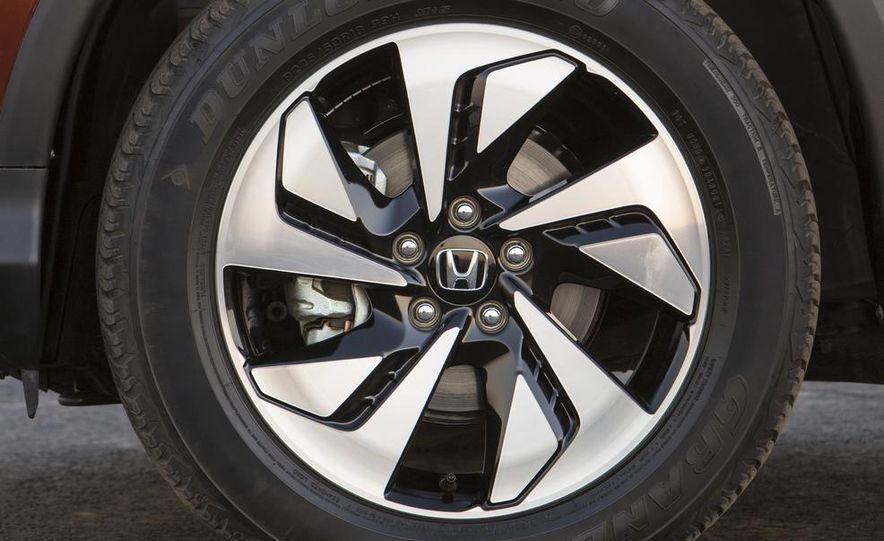 2015 Honda CR-V AWD - Slide 27