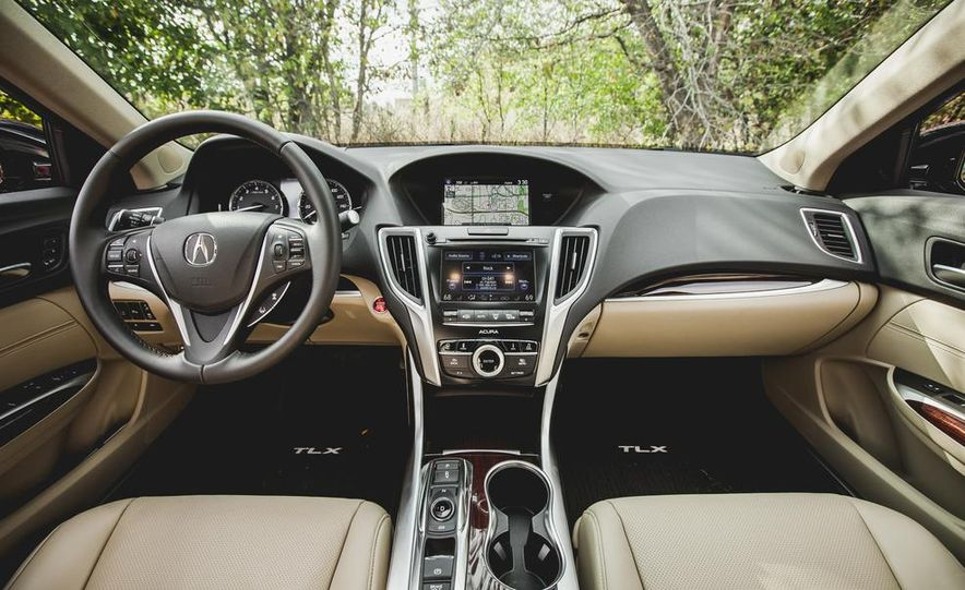 2015 Acura TLX 3.5L FWD - Slide 18