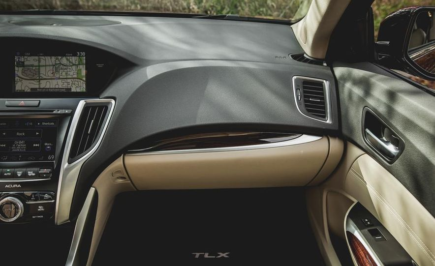2015 Acura TLX 3.5L FWD - Slide 26