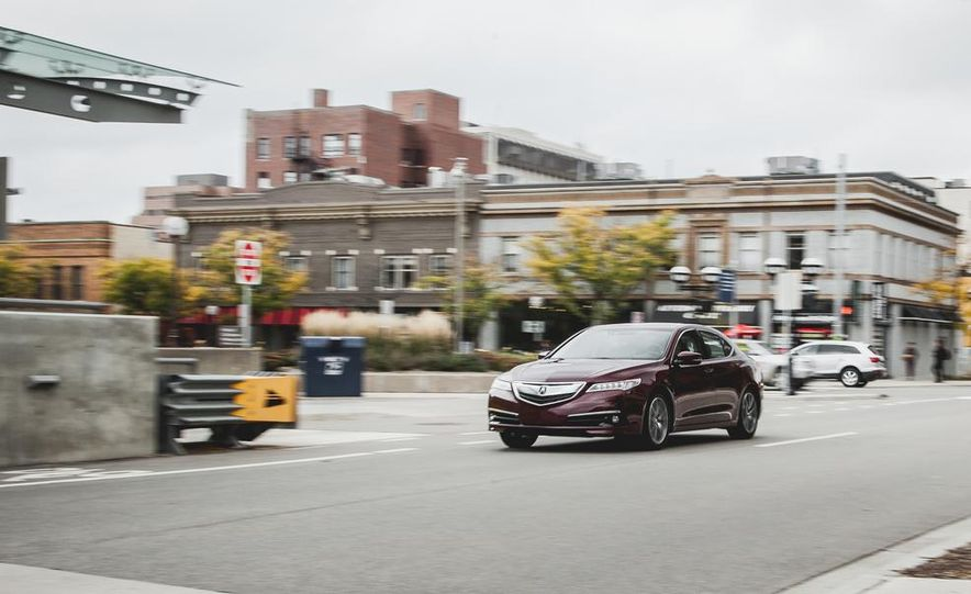 2015 Acura TLX 3.5L FWD - Slide 1