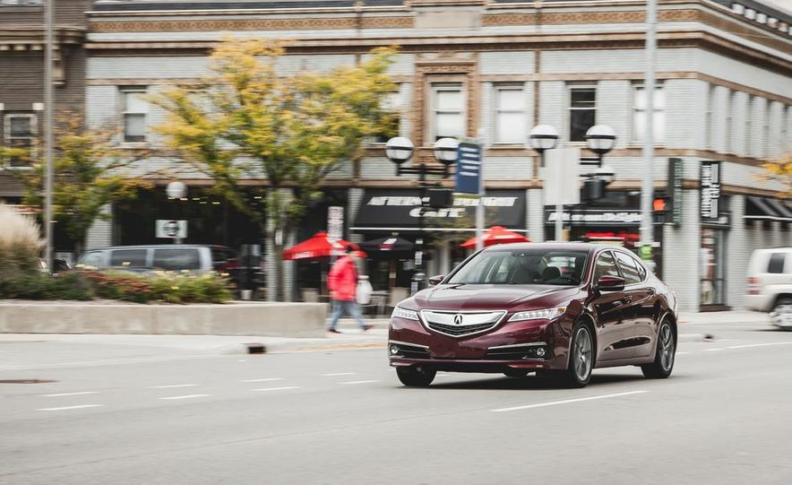 2015 Acura TLX 3.5L FWD - Slide 2