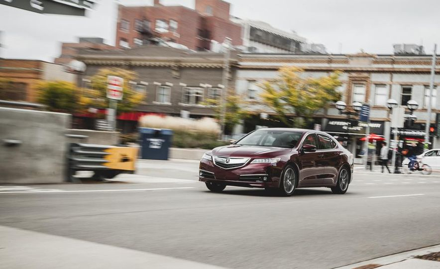 2015 Acura TLX 3.5L FWD - Slide 3