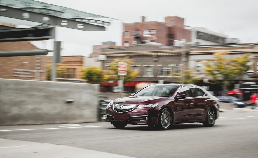 2015 Acura TLX 3.5L FWD - Slide 4