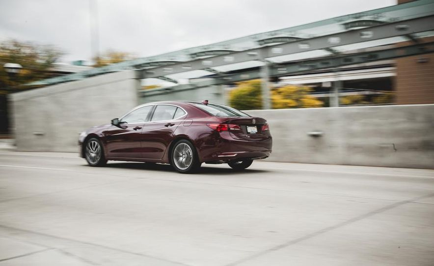 2015 Acura TLX 3.5L FWD - Slide 5